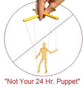 Not Your Puppet 24hrs
