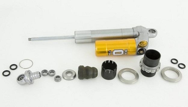 Ohlins ATV Kit Parts Pic