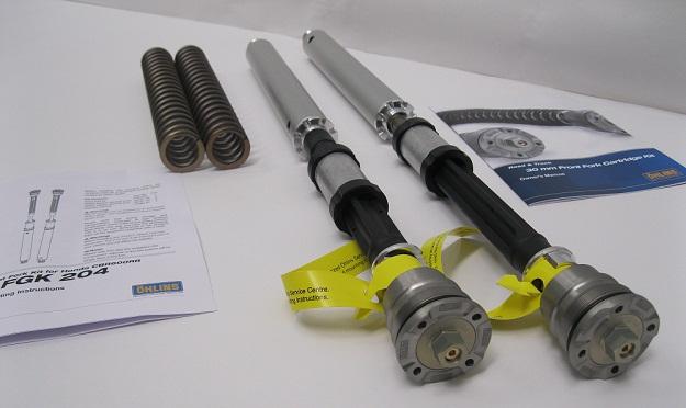 FGK204 CBR600RR Ohlins 30mm Kit IMG_4060