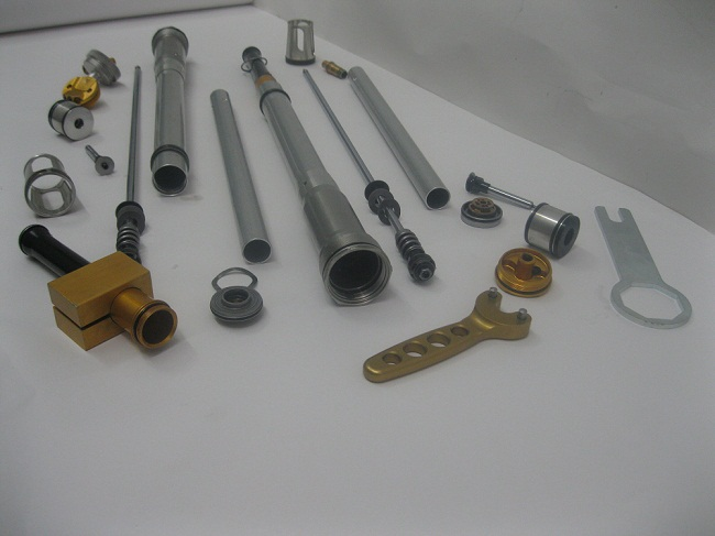 Ohlins Cart KIt parts Seals