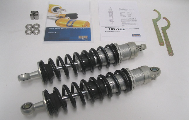 HD 022 Ohlins Harley Shocks