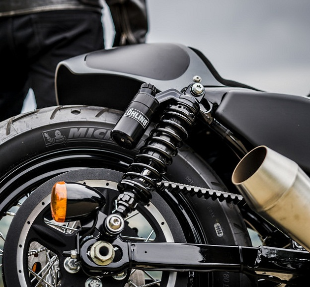 Ohlins Blackline Shocks Harley