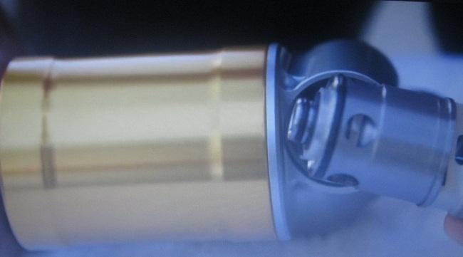 Ohlins TTX Flow New Spool Valve System