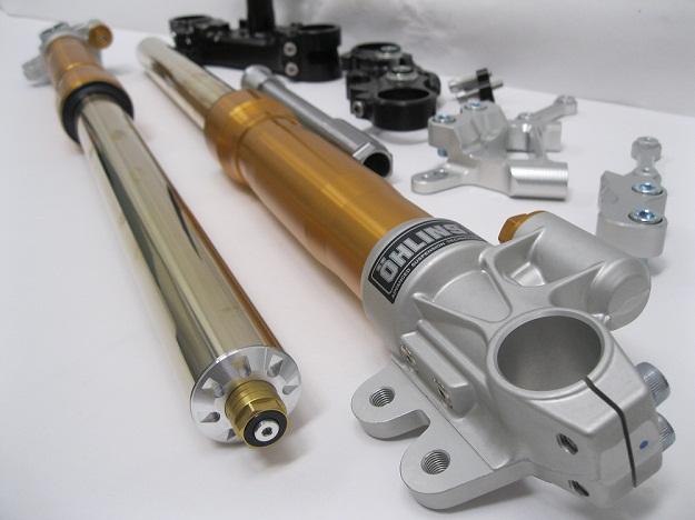 Ohlins Ducati Scambler Fork Kit (1)