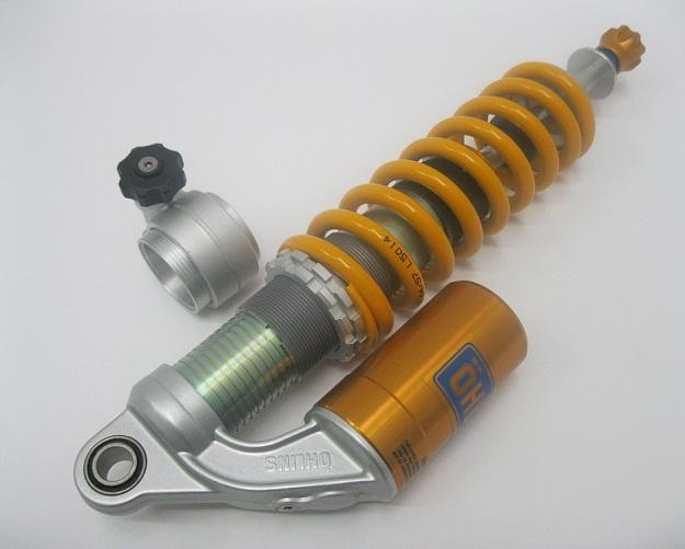 Ohlins Bm 842 R1100S front shock preloader