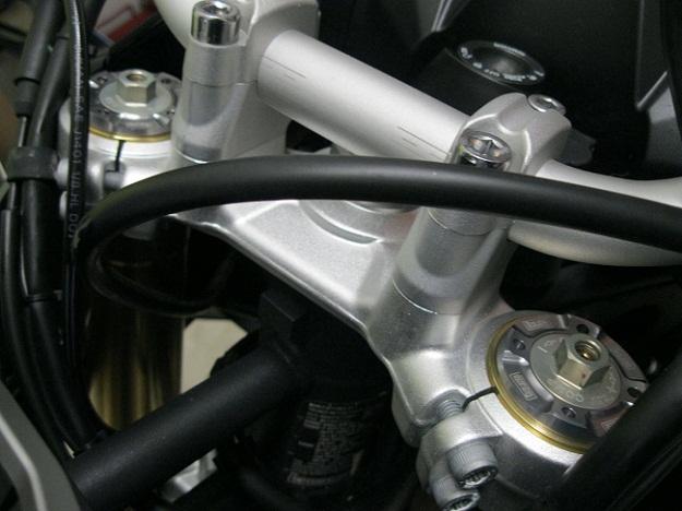 Triumph Tiger Ohlins Fork Kit