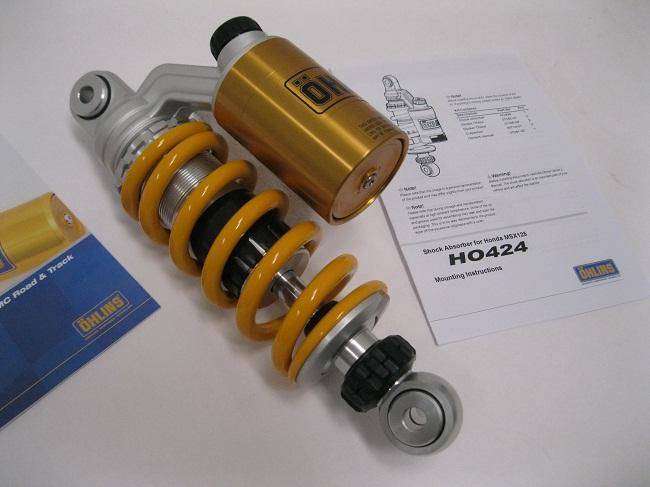 honda grom best price Ohlins HO424 S36PR1C1 mxs125