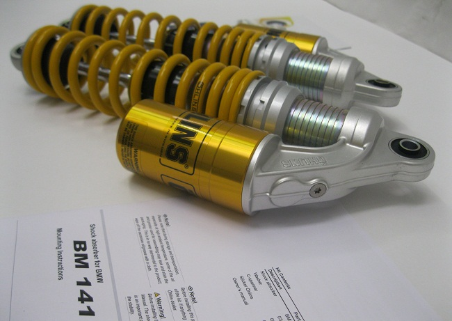 Ohlins BM 141 Shocks