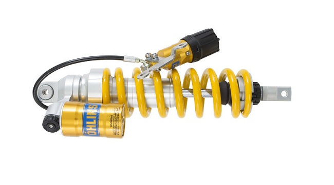 Ohlins Africa Twin CRF1000F Shock and Front Fork_Springs_FFHO101_HO646 Heavy Duty rates