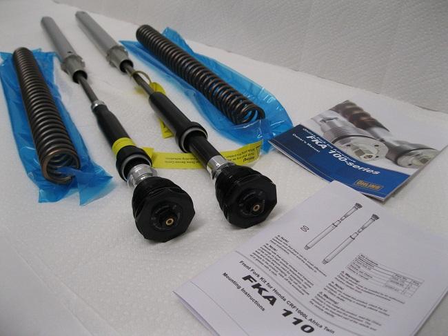 Ohlins NIX FKA110 30m fork spring and heavy cartridge kit