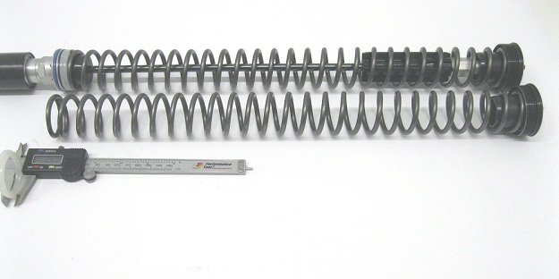 WP 4CS Fork Spring Preload 29mm inner Top Out Sprg