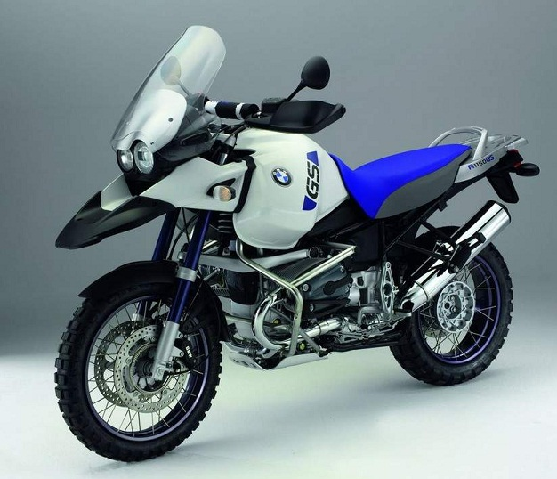 BMW R1150GS Asven Special