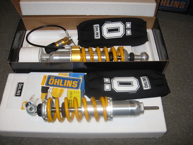 Ohlins Best Bmw R1150GS and GSA shocks