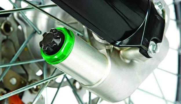 best air fork settings Ohlins kx450f-7