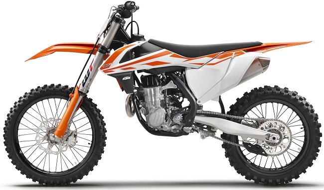 2017KTM-450SXF_Wp_Ohlins Fork_Fix_Cartrideg Kits_TTX Shock
