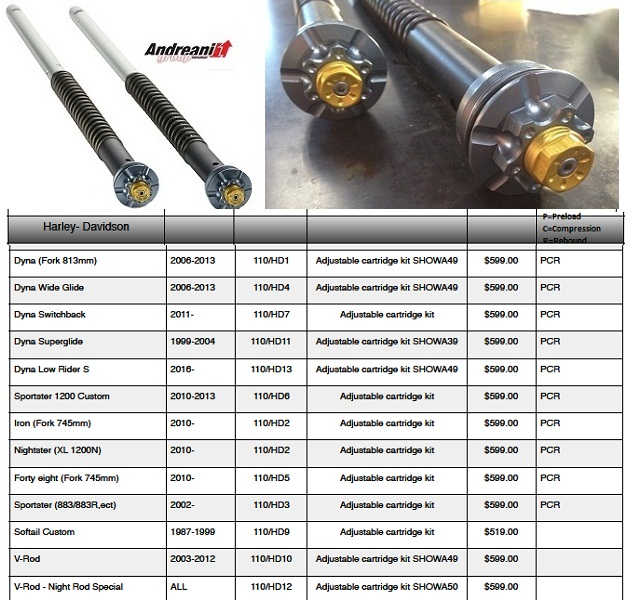 Andreani__cartridge_Ohlins-20mm-kits-with-springs