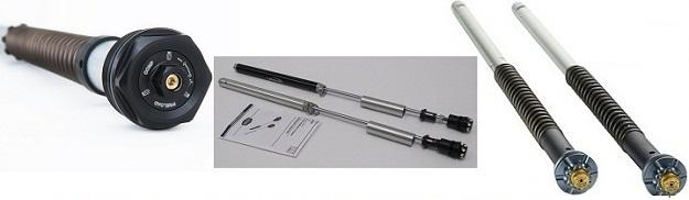 Harley Fork Kits_Ohlins_Andreani_Ktech_Progressive