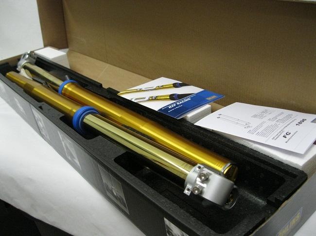 Ohlins 48S RXF Fork FGHO1896_FGHO 996 A1 kit Honda CRF450R