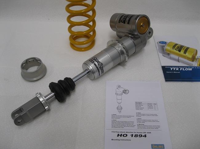 Ohlins HO1894 TTX Flow Shock ho1894