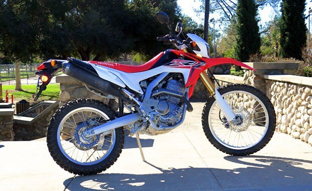 Honda CRF250L Suspension Fix Solutions Ohlins Shock