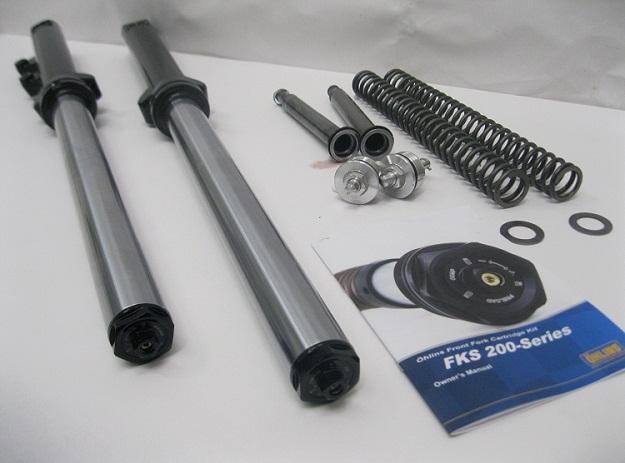 Ohlins FKS208 Triumph Cartridge spring kit Thruxton Forks