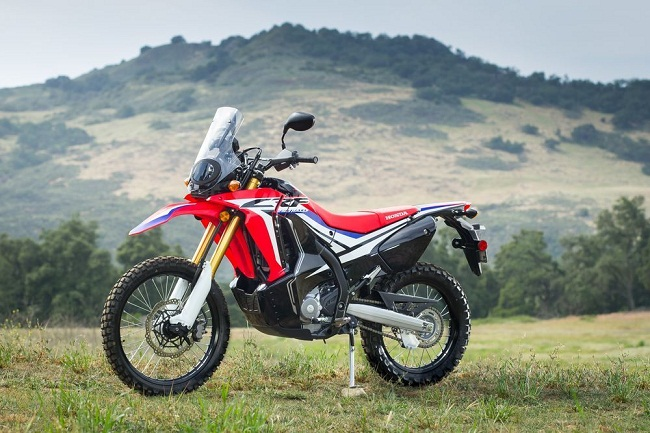2017 honda crf250l rally_Best Suspension_Shock Uprades Ohlins YSS Racetech_Fork_Shock Springs