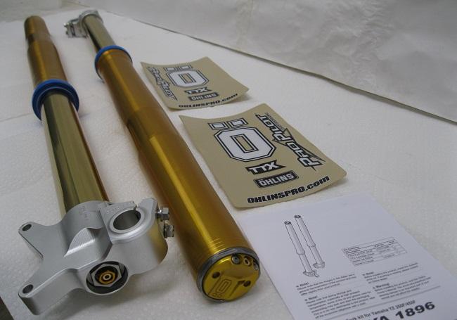 Ohlins FGSU1896 FGSU1996 TTX 48S Ohlins RXF Forks RMZ