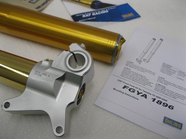 Ohlins FGYA1896 48S FGYA1996 Fork MX 48 RXF