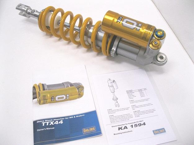 Ohlins KA1594 TTX Shock