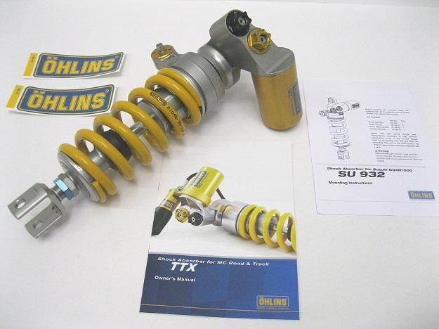 Ohlins TTX SU932