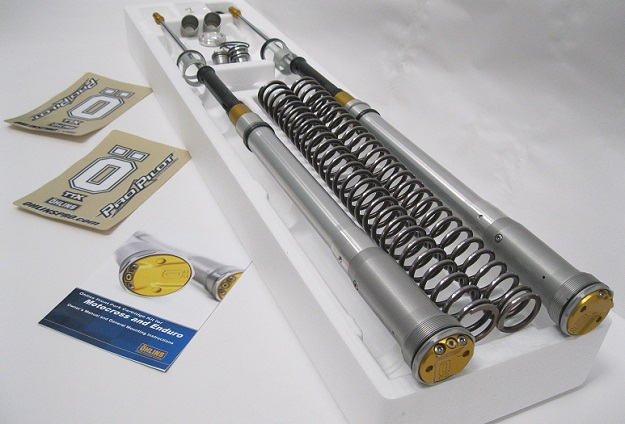 Ohlins ttx CArtridge Kits