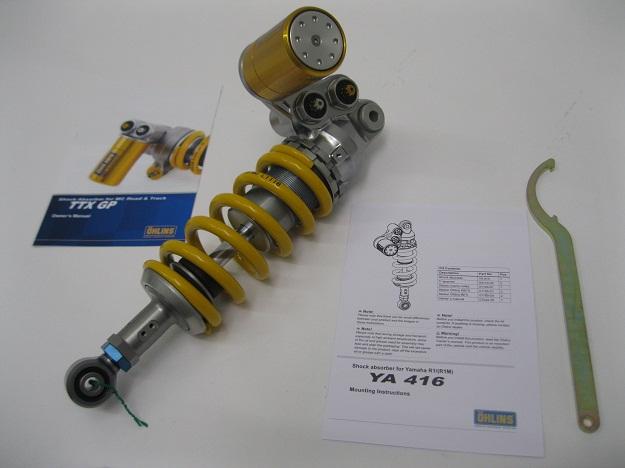 YA416 Ohlins R1 Pro Pilot Shock Yamaha TTx