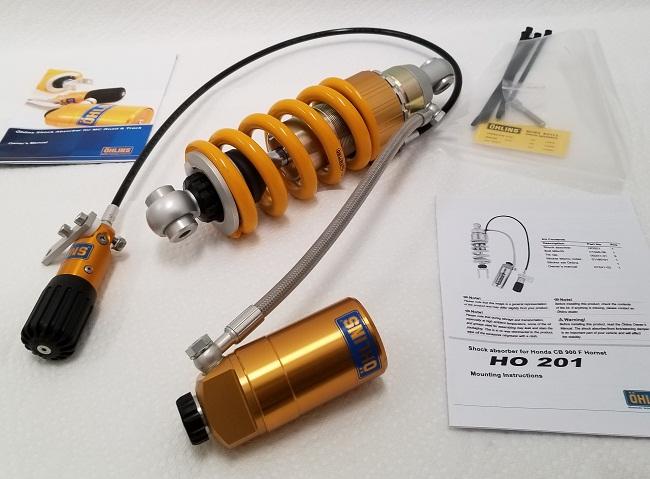 Ohlins Ho201 Shock Honda CB900F Hornet_ 919 , For sale S46HR1C1S, Penske , Nitron