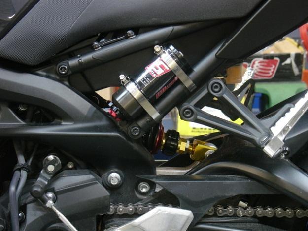 Elka FZ 09 Shock Pro