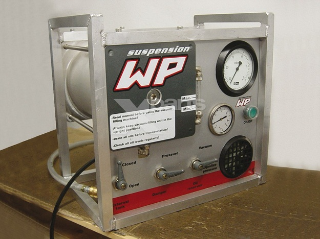 Wp VAcum Machine