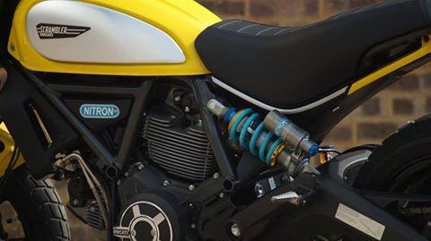 Nitron Ducati Scrambler 2015 shk