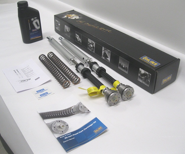 FGK213 Bmw R9T and Ohlins Springs 4744-