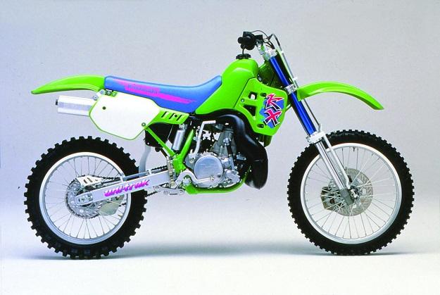 1990 KX 500