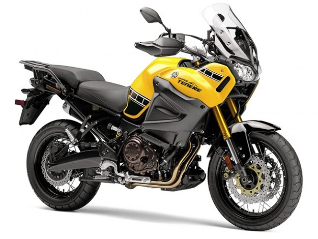 2016 Yamaha Super tenere Ohlins