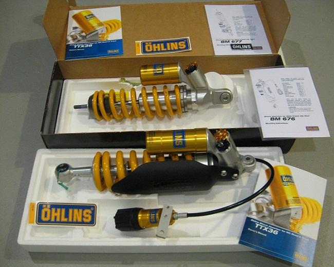 Ohlins Bm 676 Bm677