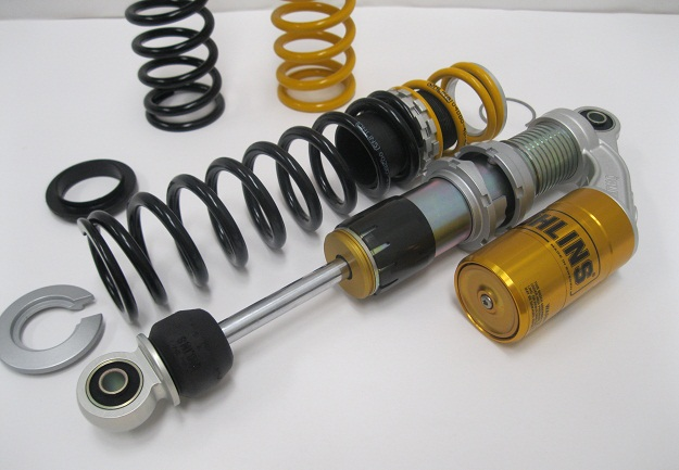 Ohlins Vintage Mx Preload Options S36