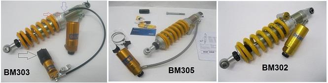 Ohlins_BM303_BM305_BM302_BMW F800GS