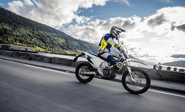 2016 Husky 701 Dual Sport