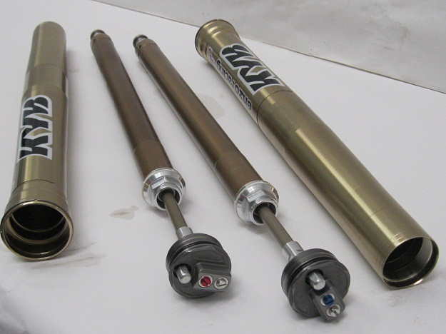 Enzo Kyb Crf450R Air Fork Fix _Ohlins _Factory Connection_Pro Pilot