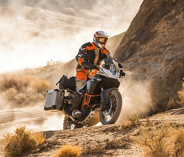 Ktm 1190R Ohlins Touratech
