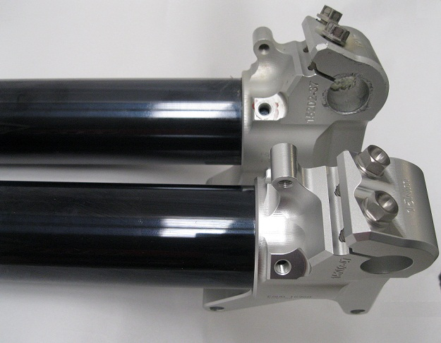 New Ohlins Honda CRF Fork 5mm Longer for 2016