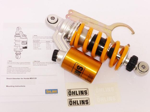 Ohlins Grom Shock Sale HO324,Ho424,HO524