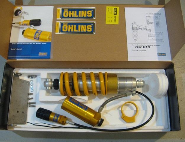 Ohlins HO013 Shock