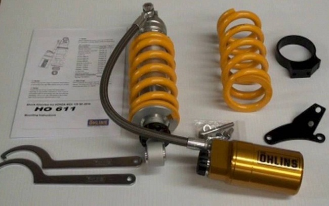 Ohlins Honda Grom Shock HO611