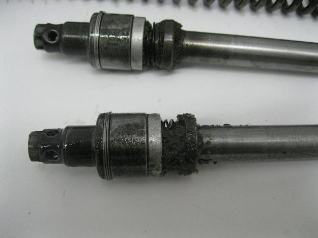 Bmw r 90s Fork damper rods std